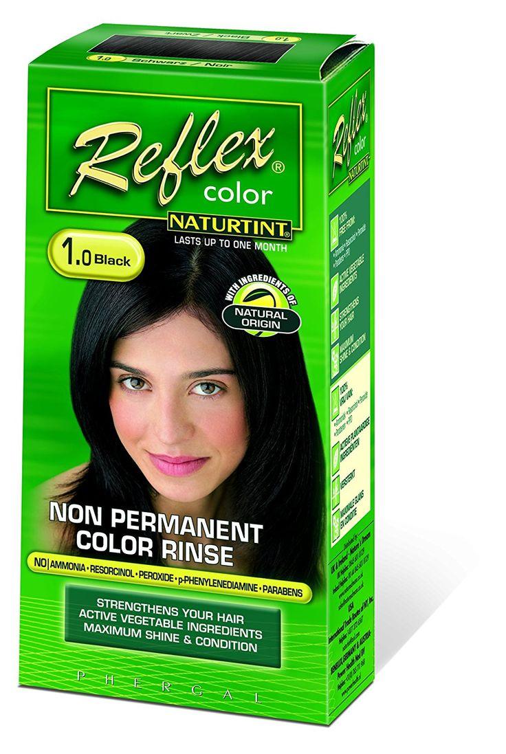 Revlon Colorsilk Permanent Haircolor 10 Black
