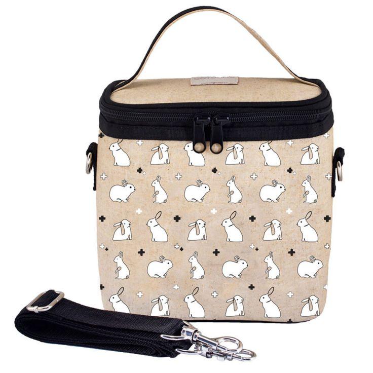 Bunny Tile Small Cooler Bag