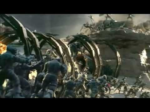 This Halo 3 spot would have taken forever to build the models and set for. Super cool though.