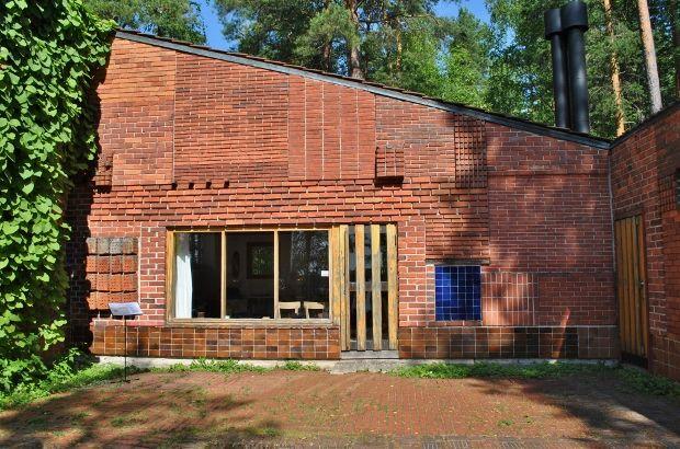 Alvar Aalto, summer cottage @ Asuntomessublogit