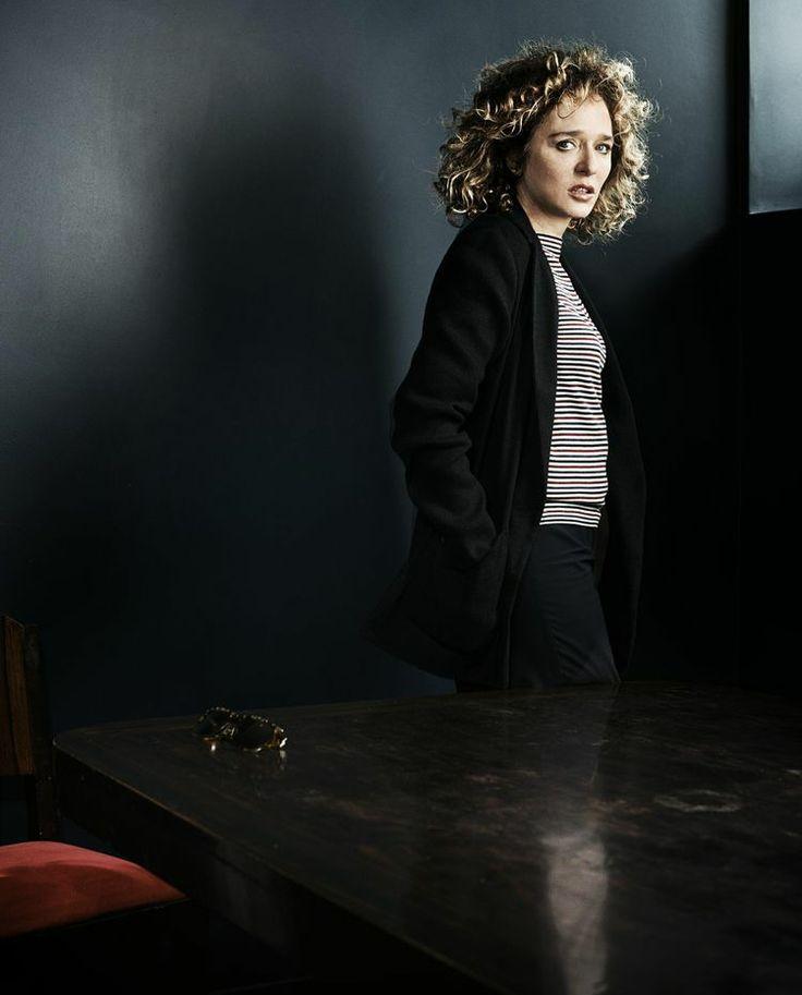 Valeria Golino, actrice et réalisatrice italienne Dans Libé