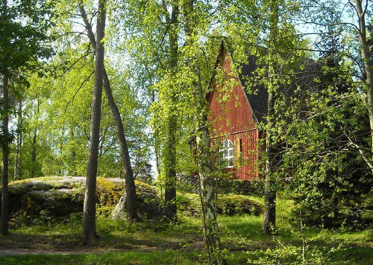 Seurasaari open air museum Finland   Travel Finland