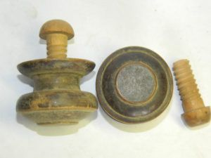 Antique Drawer Knobs Wooden