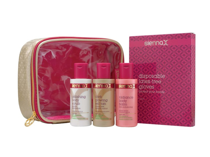 The Sienna X Try Me, Tan Me collection  http://www.beautyguild.com/news.asp?article=2545