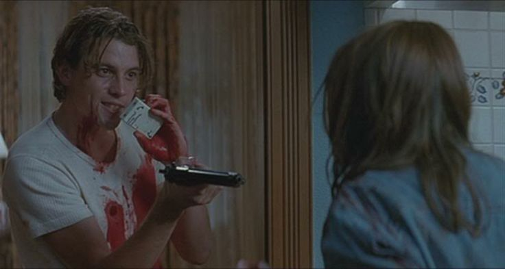 Scream(1996) Skeet Ulrich as Billy Loomis