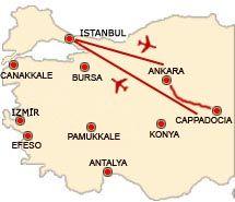 OFFERTE TOUR ISTANBUL E CAPPADOCIA TURCHIA ISTANBUL ANKARA CAPPADOCIA DA ISTANBUL TOURS VIAGGI VACANZA IN TURCHIA OFFERTE LAST MIINUTE PACCHETTO PACCHETTI PER LA TURCHIA 2016