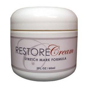 Restore Cream 1 Jar Stretch Mark Removal Cream by Restore Cream. $29.99. Moisturizes/Hydrates. Reduces the appearance of cellulite. Made in the USA. Smooth out stretch marks. Masks imperfections and blemishes. Experience a totally unique concept in skin care. Choosing the best stretch mark cream to prevent or get rid of stretch marks is now a clear choice. Stretch marks affect both men and women. Whether it's from pregnancy, bodybuilding, weight loss or any other cause, Restore...