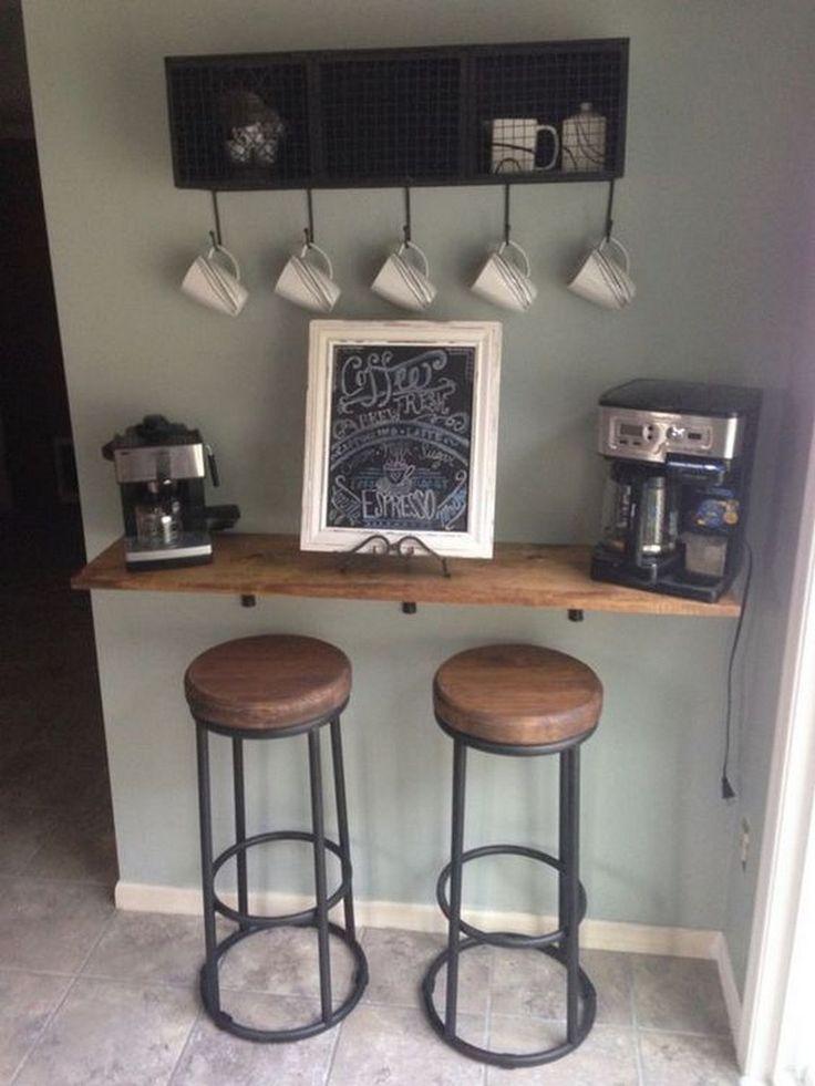 Vervollständigen Sie Ihr Esszimmer mit diesen wunderschönen Farmhouse Bar Table Models
