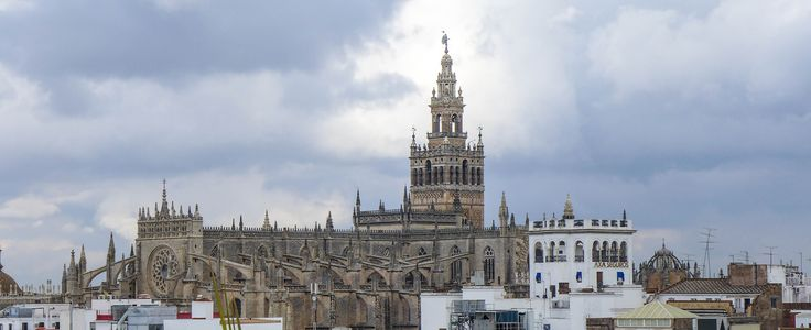 #sevilla #seville #catedral #andalusien #andalusia #andalucia