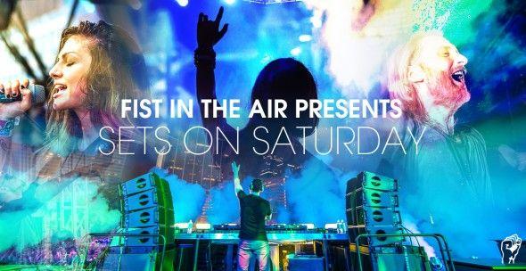 Sets on Saturday (Ft. Mat Zo, Carnage, DJ Fresh & More)