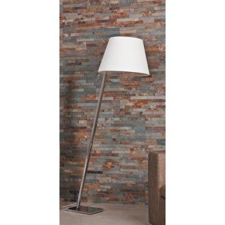 MAXlight Lampa PODŁOGOWA ORLANDO 5103/WH abazur BIAŁY