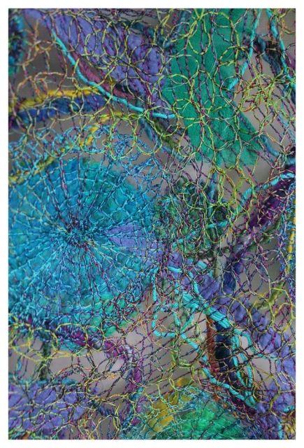 Michelle Mischkulnig (Chelle Textiles) - Текстиль, пэчворк, вышивка - одежда, мода, стиль - Галерея - Knitting Forum.Ru