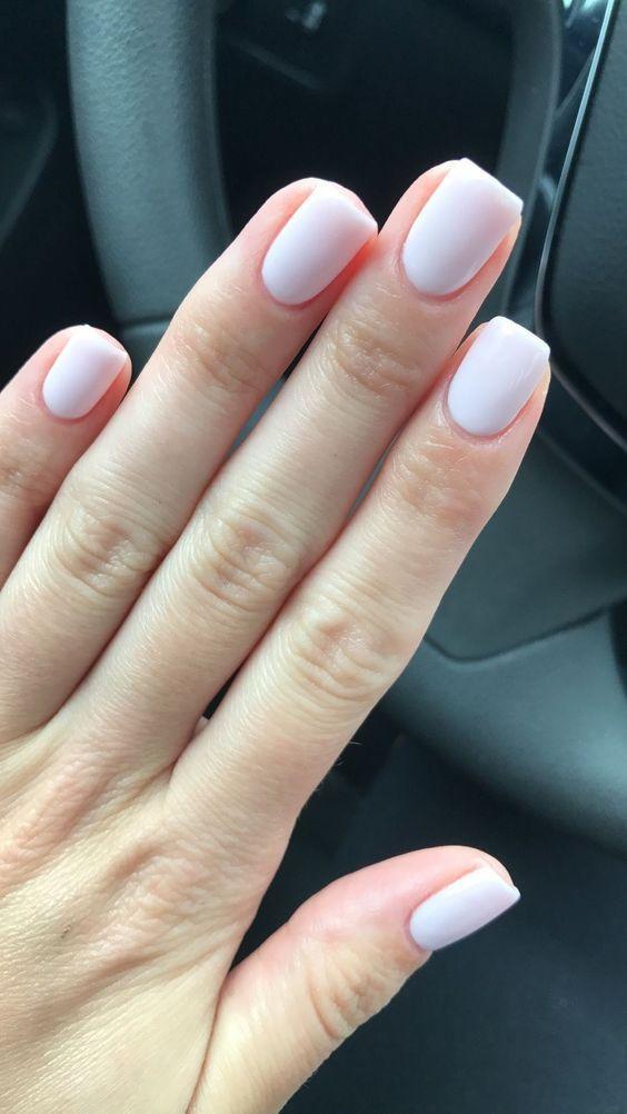 50 einfache Summer Nails Art Designs für kurze Nägel – – #Genel – Nails
