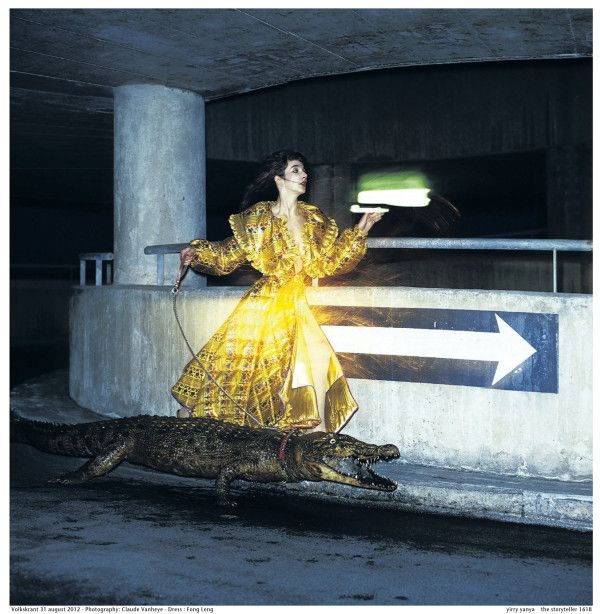 Ultra rare KATE BUSH picture. Kate Bush, Crocodile, Fong Leng dress 1978/79