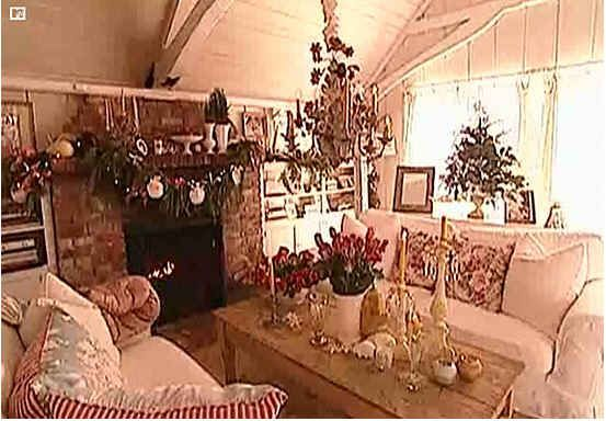 Pamela Anderson's shabby chic Malibu beach house from MTV Cribs was always my favorite house on that show.  Impossible to find a photo!