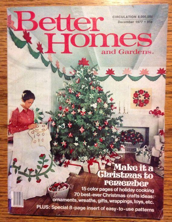Christmas Ideas Magazine Better Homes Gardens