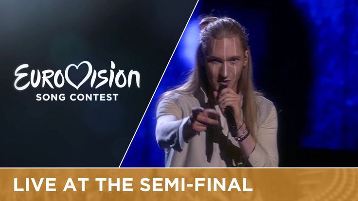 IVAN - Help You Fly (Belarus) Live at Semi-Final 2 of the 2016 Eurovisio...