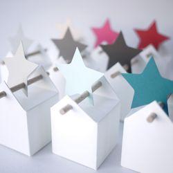 Contenant dragées : kit étoiles filantes                                                                                                                                                                                 Plus