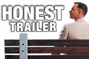For the 20th anniversary of the classic Tom Hanks movie, Forrest Gump, Screen Junkies pays a visit in this new Honest Trailer for the film.