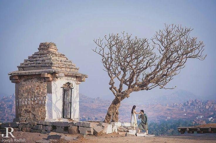Indian wedding photography, couple engagement shoot |Stories by Joseph Radhik