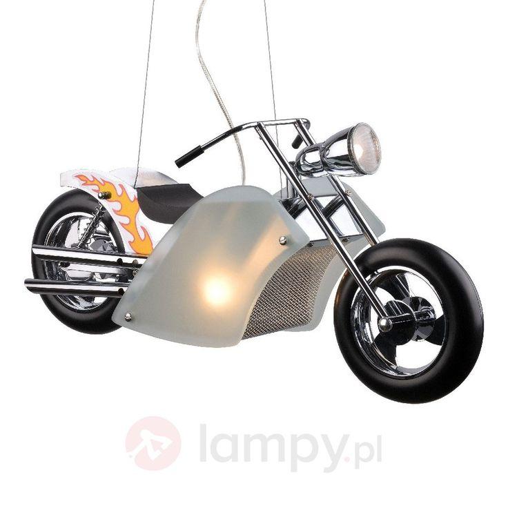 Wyjątkowa lampa wisząca Harley 6054144