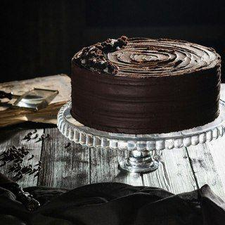 Экстра шоколадный торт на темном пиве и эспрессо / IP Neo
