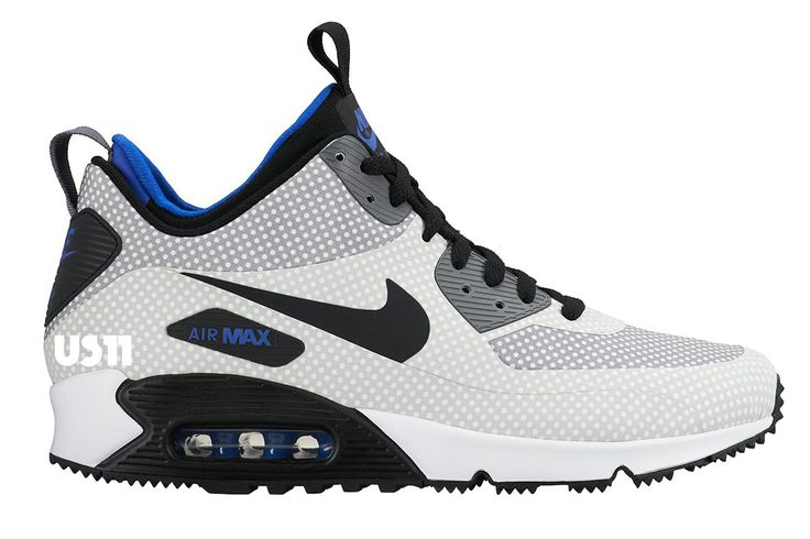 The popular Nike Air Max 90 has been getting a lot of love over the last year as we have seen the shoe come in a ton of new colors. Last winter we even saw the shoe come in sneaker boot form and now we have a preview of what is to come this Fall/Winter.