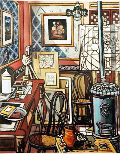 Interior. (by Rafael Zabaleta)