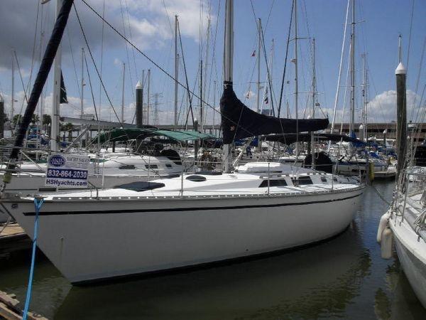1989 Hunter 40 sailboat for sale