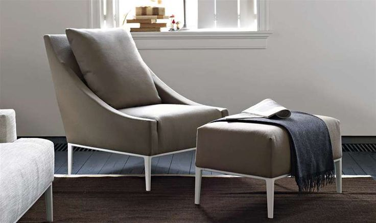 Armchair: JEAN - Collection: B&B Italia - Design: Antonio Citterio
