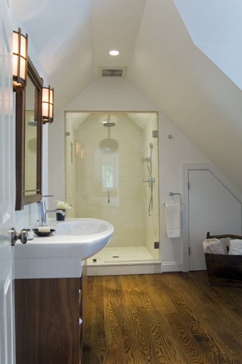 Photo Album Gallery Renovated Bath Reclaimed Attic Bryn Mawr PA