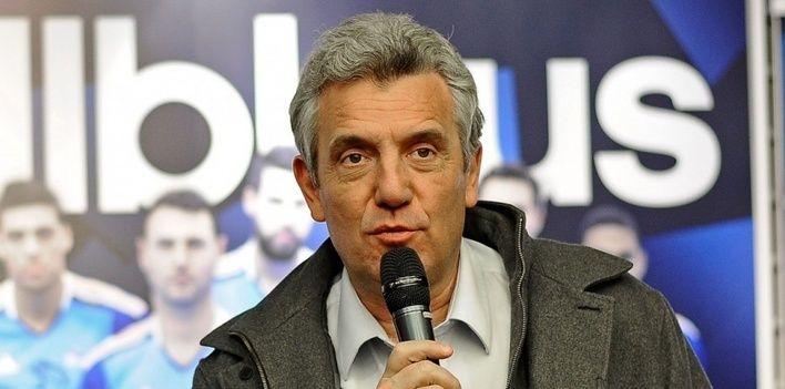 """Claude Onesta : """"Le handball est un sport un peu à part"""""""