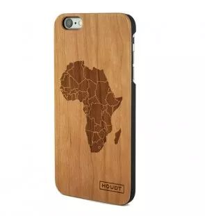 HOUDT iPhone 6 Plus Cherrywood Africa
