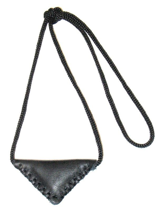 Leather Taweez Written by Grandshaykh Abdullah al-Faiz ad-Daghistani, of the Naqshbandi Golden Chain. This Taweez is waterproof that can be worn around the neck.