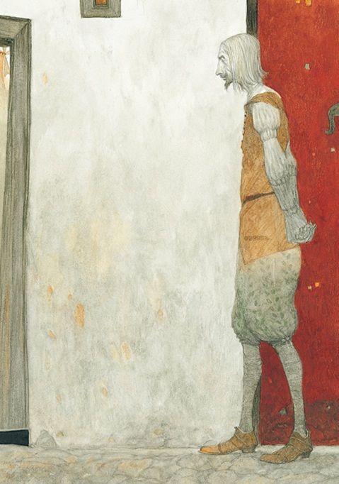 Don Quixote, Svetlin Vassilev | books, paper, scissors