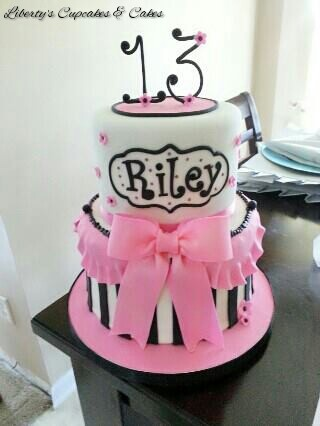 41 best Sweet 13 Birthday Party Ideas images on Pinterest 13