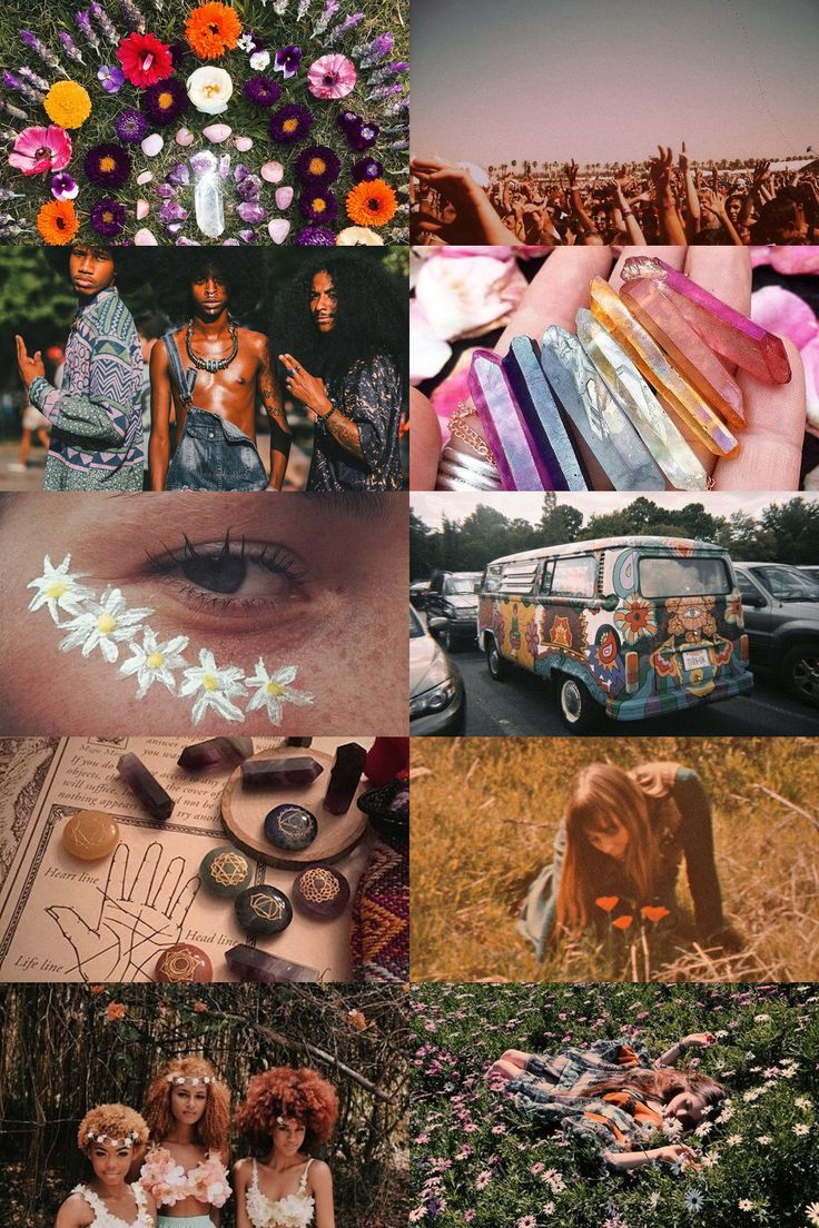 70s witch aesthetic (more here)
