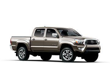 The 2014 Toyota Tacoma is Headed to Fox Lake Toyota
