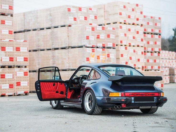 1986 #porsche 911 Turbo 'Flat Nose'