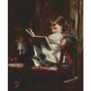 Alfred Morgan - Reading Kékszakállú