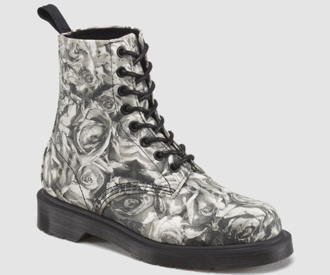 60 best doc martens images on pinterest doc martens boots boots beckett black and white floral dr mightylinksfo