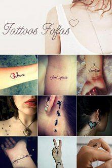 tatoos ♥ na damskie tatuaże ♥ - Zszywka.pl