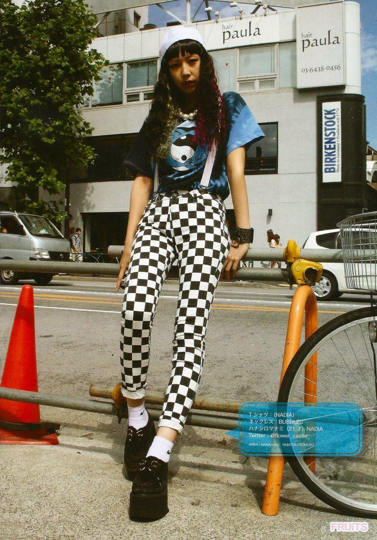 Japanese Street Fashion Trends: Best 25+ Japanese Street Fashion Ideas On Pinterest
