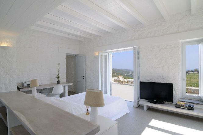 Patmos Luxury Villa designed for the most demanding travelers.