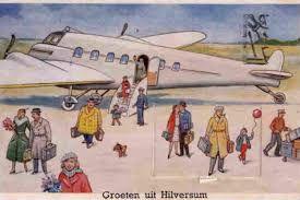 Groeten uit Hilversum
