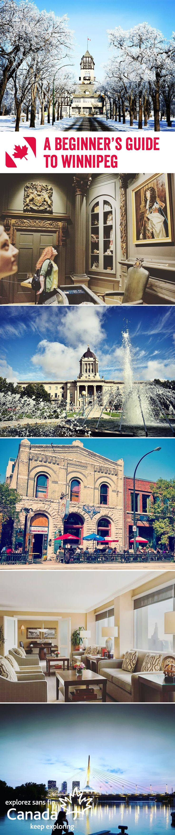 Whether you fancy canoeing on Lake Manitoba, relaxing in thermal pools, wandering through The Manitoba Museum, or tucking into steak at Maxime's Restaurant, Winnipeg is a quintessential Canadian city full of charm