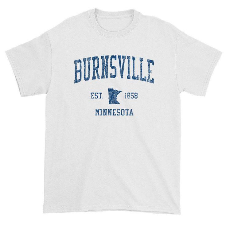 Vintage Burnsvill... available at JimShorts.com http://jimshorts.com/products/vintage-burnsville-minnesota-mn-t-shirt-navy?utm_campaign=social_autopilot&utm_source=pin&utm_medium=pin