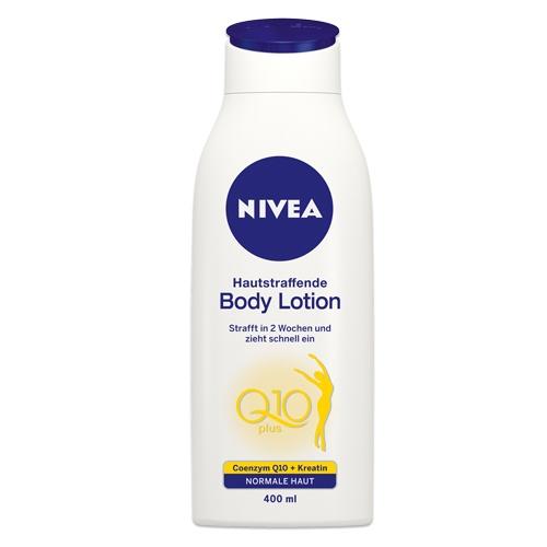 NIVEA Hautstraffende Body Lotion Q10PLUS. http://www.nivea.de/Produkte/koerperpflege/q10-firming/hautstraffende-body-lotion-q10plus #nivea #firming #bodycream