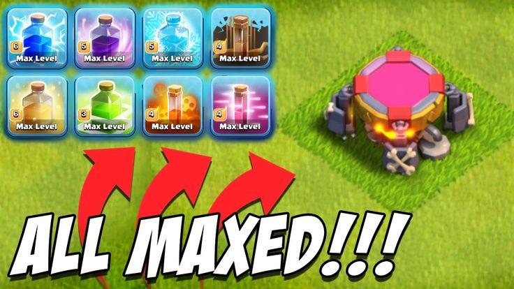 32,000 Gems! CLASH OF CLANS|GEMMING BRAND-NEW DARK SPELL FACTORY lvl 3 & & PURCHASING All DARK SPELLS MAX lvl! - http://yourtrustedhacks.com/32000-gems-clash-of-clans-gemming-new-dark-spell-factory-lvl-3-buying-all-dark-spells-max-lvl/