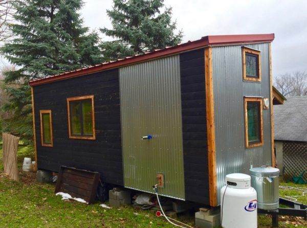 Build Your Tiny House by Sponsoring a Carpentry Class for Women